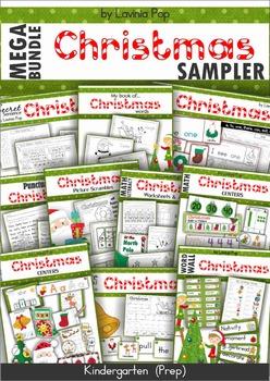 FREE Christmas Mega Bundle Sampler