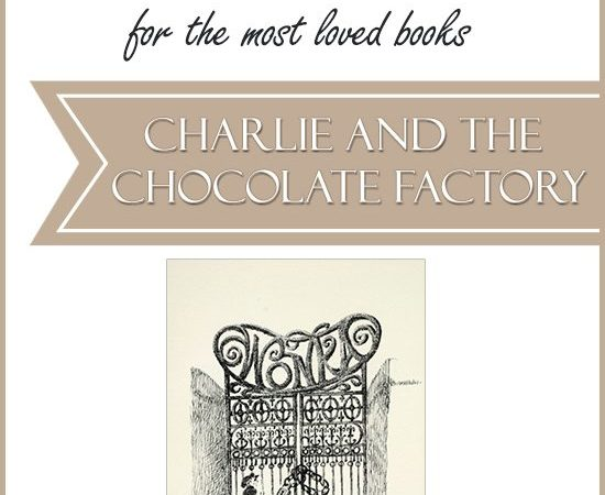 Charlie & the Chocolate Factory Unit Study