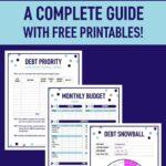 Free Debt Snowball Printables