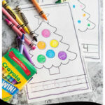 Free Christmas Counting Booklet