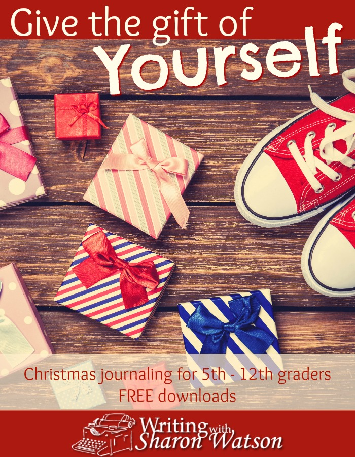 Do you have a hard time keeping your older kids engaged in their writing practice? Help them stick with it through the month of December with these 5 free printable Christmas Journaling Prompts. :: www.thriftyhomeschoolers.com