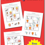 Free Circus Sudoku Printables