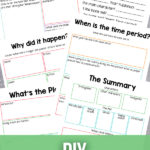 Free DIY Book Report Kit