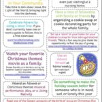Free Printable: 10 Activities to Prepare Your Family for Christmas