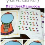 Gumball Estimation Printable Pack Freebie
