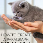 Free How to Create a Paragraph Chart