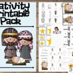 Free Nativity Printable Pack
