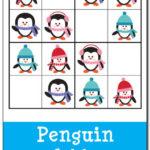 Free Penguin Sudoku Puzzles