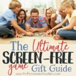 The Ultimate Screen-Free Game Gift Guide