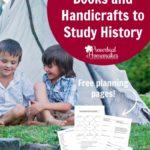 Free Historical Handcraft Brainstorming Worksheets