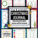 Free Printable Christmas Journal