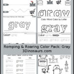 Free Color Pack: Gray