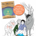 Free Nativity Coloring Book {Limited Time}
