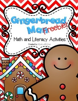 Christmas is the perfect time for Gingerbread Man activities. This packet includes a Gingerbread Man Little Reader, Sight Word Worksheets and a Missing Numbers Worksheet. :: www.thriftyhomeschoolers.com