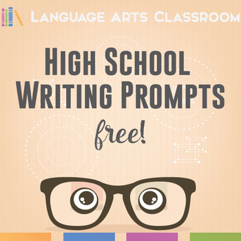 This set of high school writing prompts includes over 30 prompts. Use them as bell ringers, inclusion in journals, or as a way to end class.The topics are divided into argumentative, expository, and narrative prompts for ease. :: www.thriftyhomeschoolers.com