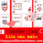DIY Valentine's Day Cards for Kids