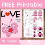 Free Love Printable Pack