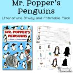 Free Mr. Popper's Penguins Unit