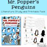 Free Mr. Popper's Penguins Unit