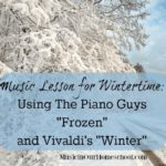 Free Winter Music Lessons