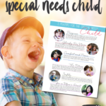 Free Prayer Guide for a Special Needs Child