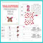 *ENDED* Valentine's Day Preschool/PreK Pack {$4.99 value}