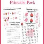 Valentine's Day Printable Pack Freebie