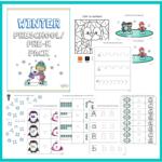 Winter Pre-K Pack Sale