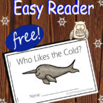 Arctic Animals Like Cold Easy Reader