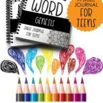 Free Genesis Bible Journaling for Teens