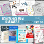 Homeschool Mom Bundle Giveaways