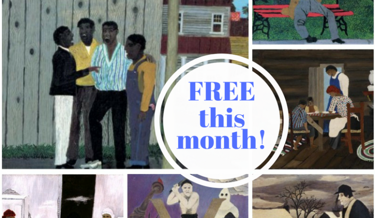 Free Horace Pippin Fine Art Pages