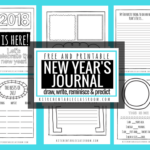 Free New Year's Journal