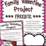 Family Valentine Project Freebie
