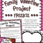 Family Valentine Project Freebie