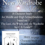 The Lion, the Witch and the Wardrobe Character Study + Giveaway