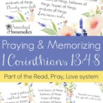 February Read, Pray, Love Scriptures