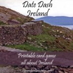 Free Printable Card Game About Ireland