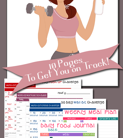 Free Personal Goal Tracking Worksheets