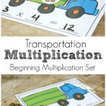 Free Transportation Multiplication Mats