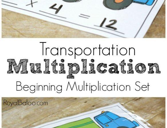 Free Transportation Multiplication Mats