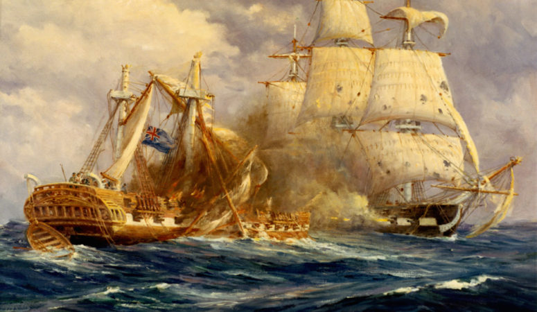 """Free """"Old Ironsides"""" Audio from Uncle Rick"""