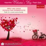 Schoolhouse Teachers Valentine's Day Flash Sale