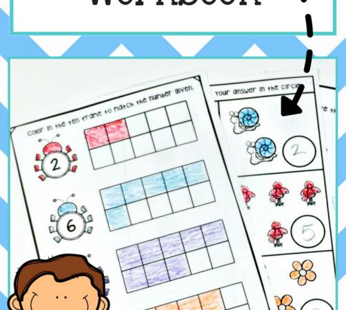 Spring Printable Workbook Freebie