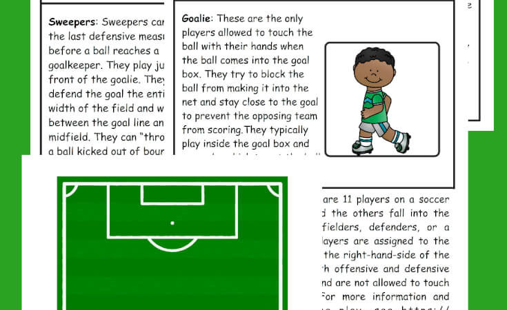Soccer Activity Pack for Kids