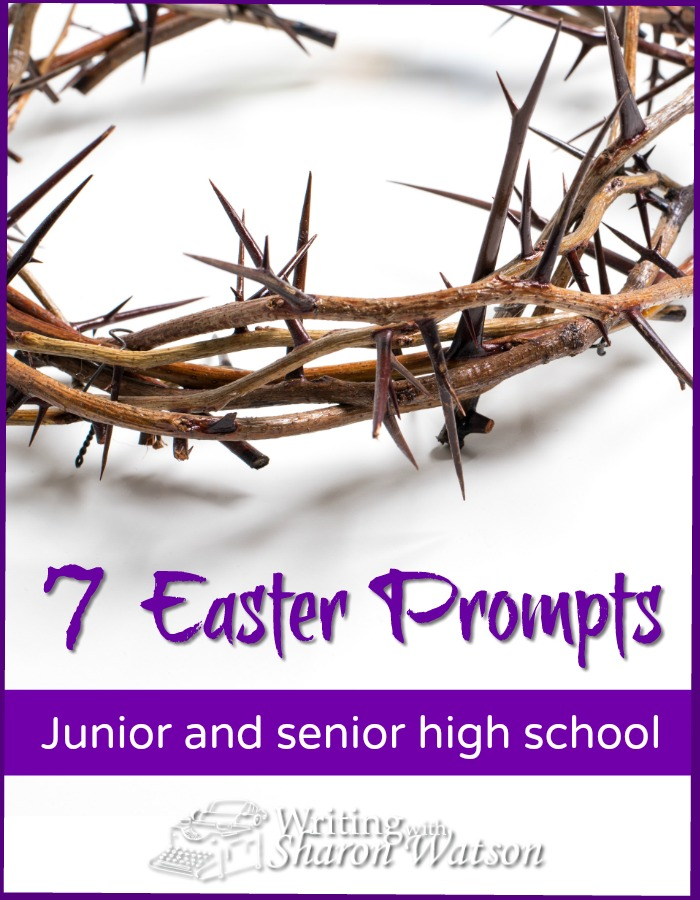 These Easter prompts will help your students think deeply on the events and meaning of our dear Savior's death and resurrection. Included are prompts for poetry, story writing, definitions, opinions, and more. PLUS...7 bonus prompts! :: www.thriftyhomeschoolers.com