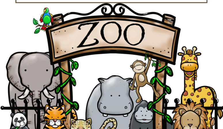 *ENDED* ~ Zoo Animals Pre-K Workbook (Ends 3.17.18)