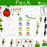 FREE Adam & Eve Printable Pack