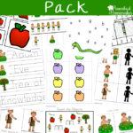 FREE Adam & Eve Printable Pack