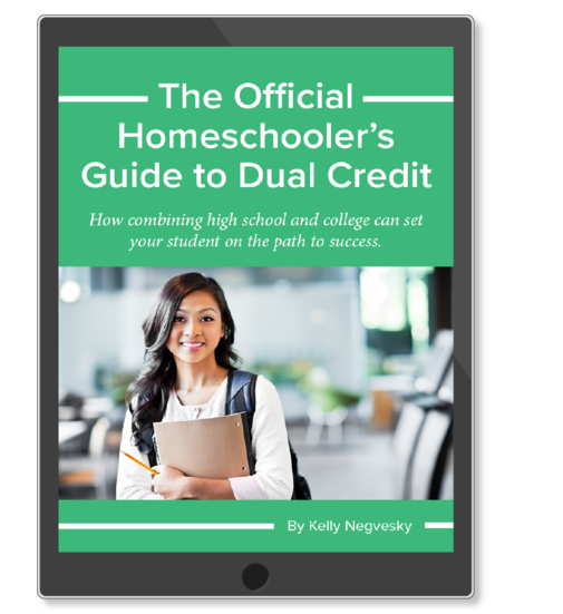 Dual credit is something more and more homeschoolers are looking in to for their children, especially those seeking a college degree after high school. Find out the answers to all your questions and more in this FREE eBook! :: www.thriftyhomeschoolers.com